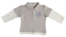 Infants and Toddlers Clothing New Style Fashion Boys' Long Sleeve Shirt Polo Shirt