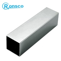 304l stainless steel tube rectangular