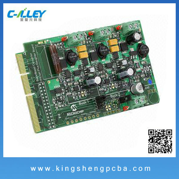 PCBA Design & Clone , 2.X-Ray Testing & Omron AOI Machines , Medical SMPS Board PCB & PCBA