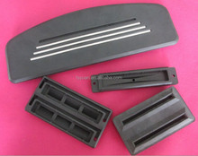 EPDM NBR Coated Product / Silicone Rubber Coating Part / Custom Neoprene Component