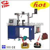 Factory made Good price YR240J Automatic High Precision Coil Voltage Transformer Current Transformer PT Circular Winding Machine