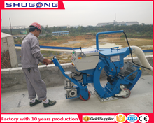 CE Approved China economical industrial floor sandblast machine