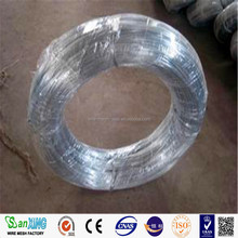 heavy zinc coated hot dipped/electro galvanized wire