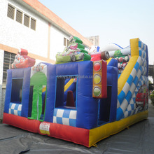 cheap inflatable combo for girls