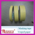house decoration masking tape for car body repair painting application