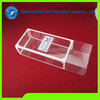 Customized Order Size Large Printed Plastic Box