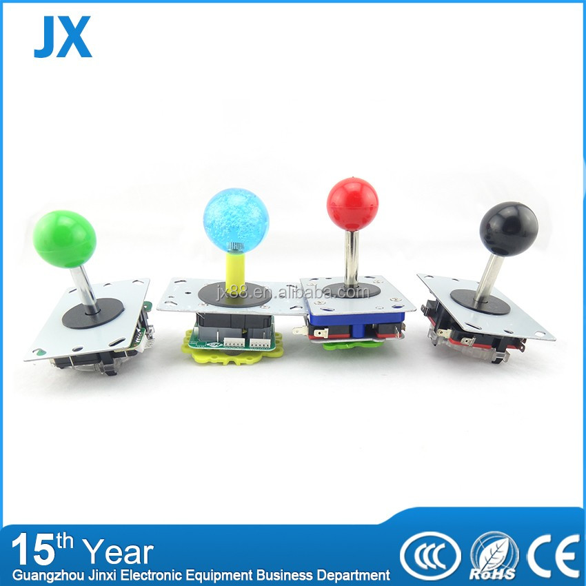 Made in China of joystick/game accessories/arcade machine video game joystick prices