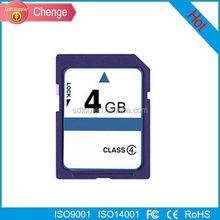 Custom CID sd memory card 2GB 4GB 8GB 16GB 32GB 64GB 128GB 256GB car dvr gps navigator SD Memory Card free map