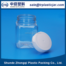 Alibaba shipping manufacturer PB food grade plastic round 200ml bottles for food