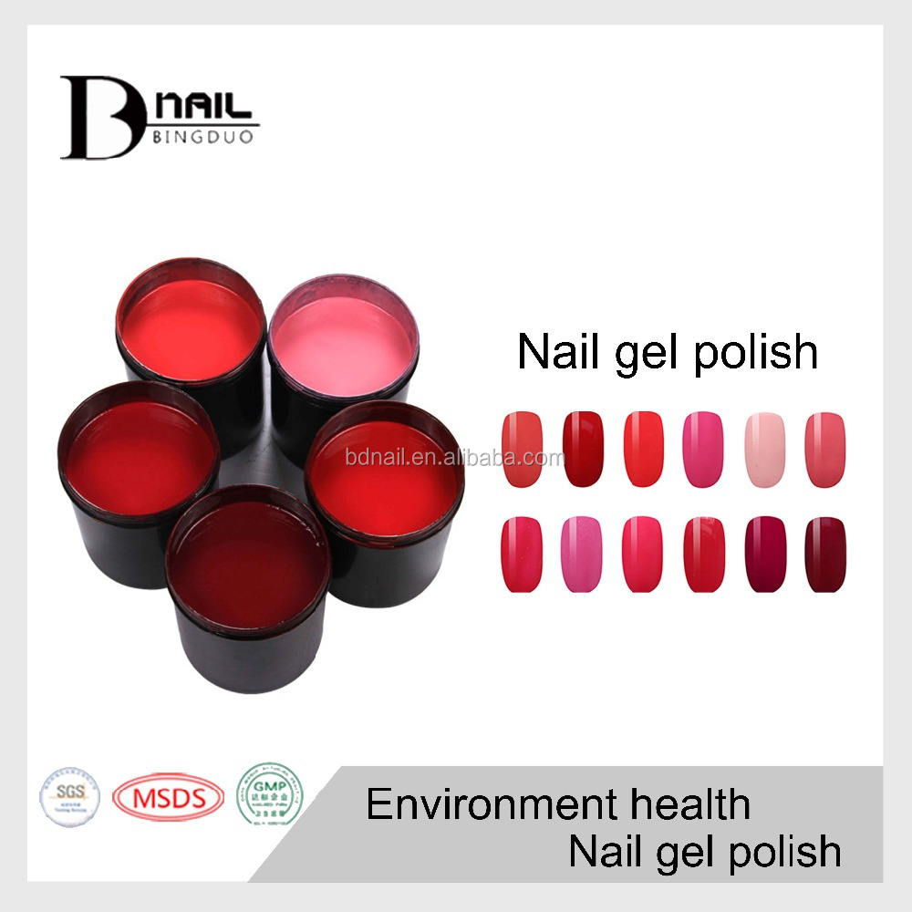 2016 new item Newest one step soak off gel polish, no need base and top coat nail gel