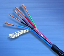2*0.5mm PVC Flat Electric Wire Power Cables