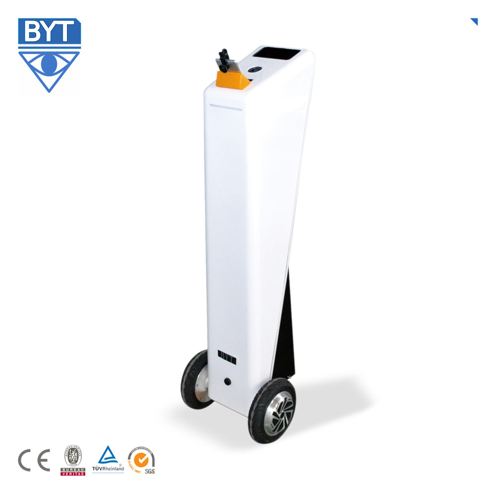 BYT-4 New patent Revolutionary Smart control Inspection telepresence Robot for Remote visiting Interactive communication