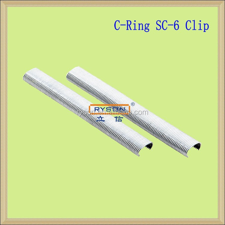 Wire Cage Clip C Ring