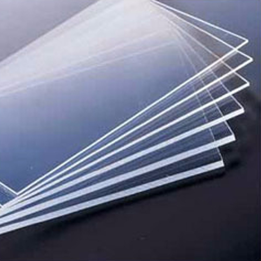 Clear Hard Coating Color Acrylic Sheet Plastic Sheet