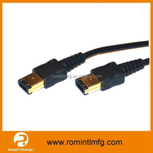 FireWire IEEE 1394 4 to 4 pin Cable