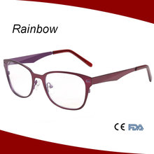 Stainless steel eyeglass frame factory directly