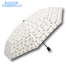Armazones TOP Quality Chinese Compact Sun Folding Designed Umbrella Korea Manufacturing Companies