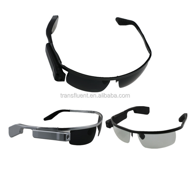 Newest WIFI sunglasses camera 300 mins recording spy hidden camera for outdoor mini DV