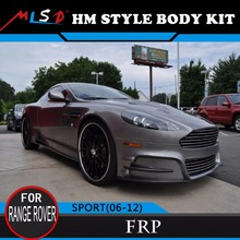 High Quality 100% fitment Auto Parts modify MS style Body Kit for Aston Martin DB9