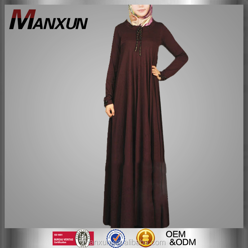 Middle-east Muslim Baju Kebaya Dress Muslim Blouse 2016