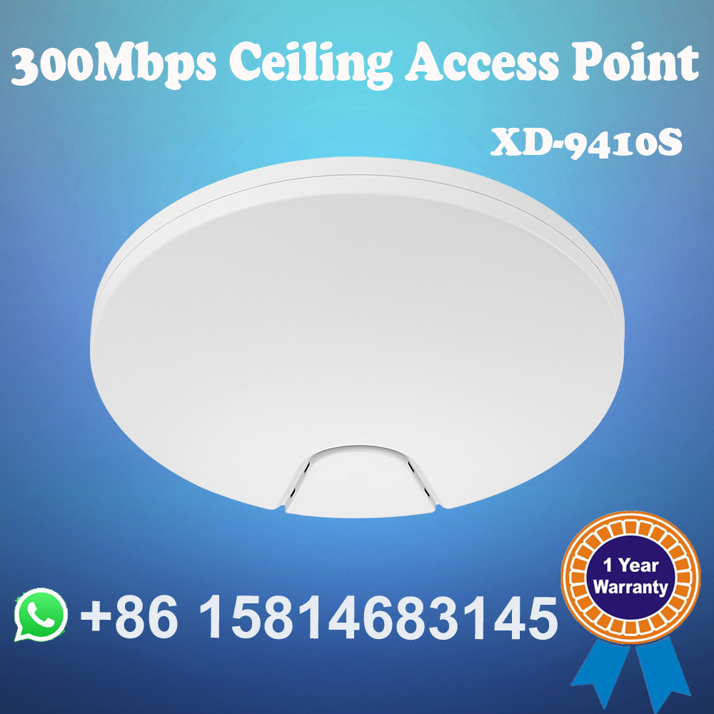 Hotel Home Enterprise WiFi Solution 300Mbps Wireless Ceiling Access Point
