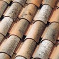 roof tiles with old look