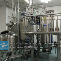 High Efficiency Candle Filter Housing For