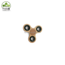 Wooden finger dyro wooden spinging top for children and adult toy