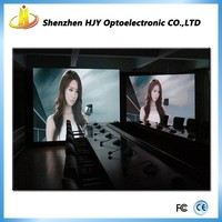 china led tv price p7.62 indoor rgb led transparent led display screen