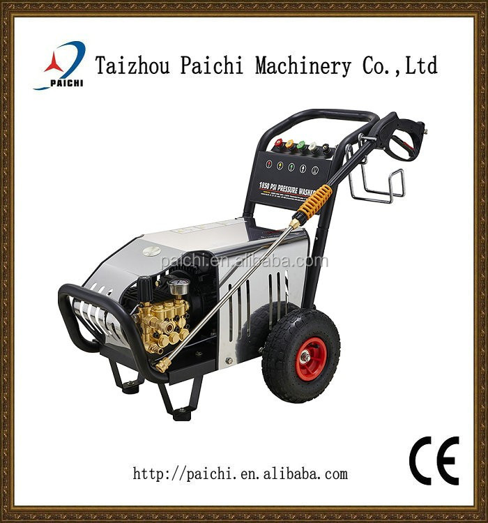 CE 3KW single phase electric motor high pressure washer