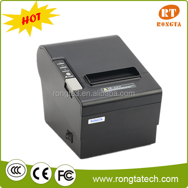 RP80 3 inch thermal receipt printer with USB interface