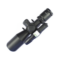 2.5-10X40 green dot laser sight scope, high quality 50mw tactical green laser gun sight green laser sight picatinny