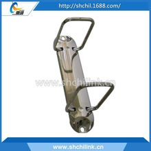 PQ133-2-45/26 metal Q shape 2 ring binder mechanism