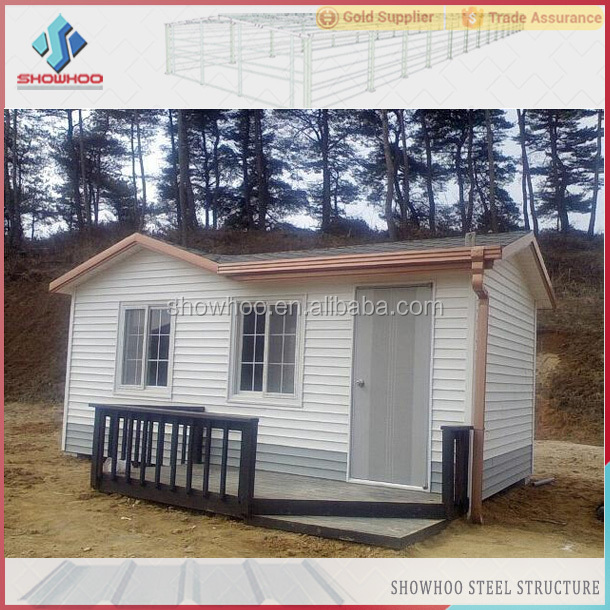 economic portable steel prefabricated houses low cost in dubai