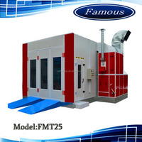 FMT25 car painting spray booth/car spray booth/oven for painting cars
