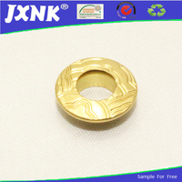 garment brass eyelet button and grommets for cloth