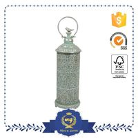 Opening Sale Top Class Wholesale Metal Vintage Lantern For Candle