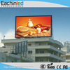 Commercial Scrolling P12.8 rgb Full Color Advertising LED Screen/LED Display