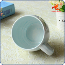 Hot selling unique shape ceramic coffee mugs from china
