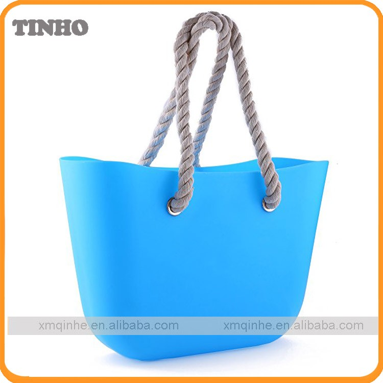 Waterproof and Sand-Proof silicone beach bag