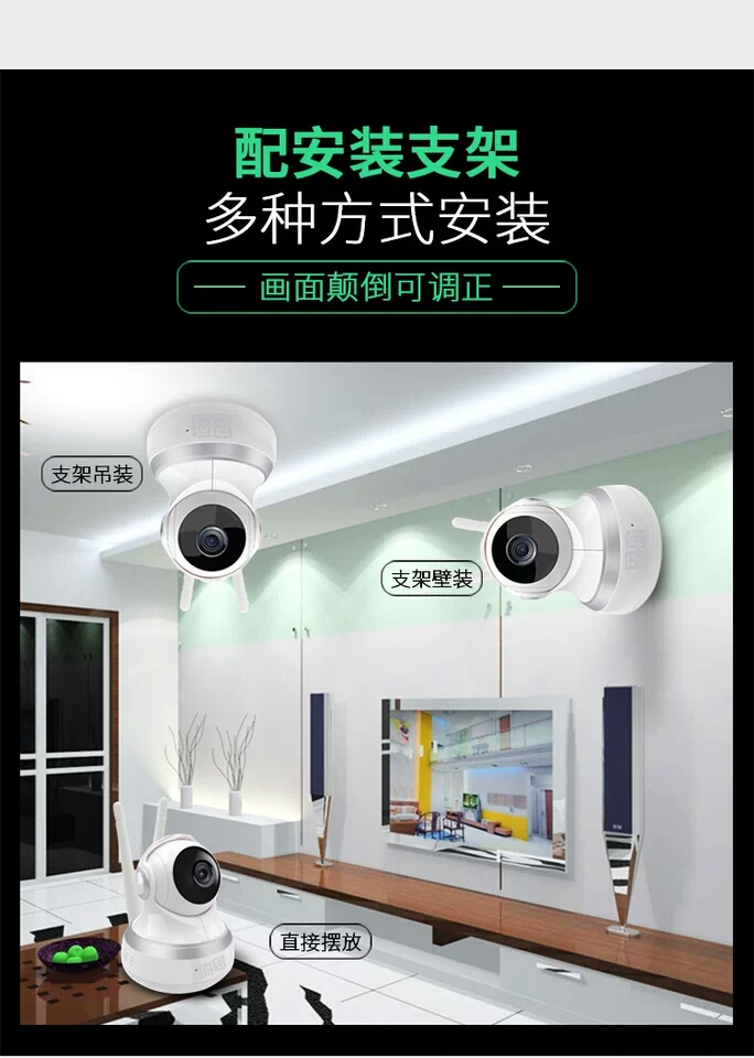 2017 wholesale HD 720P Megapixel 4g wireless TF/SDcard security camera for home security ip camera with TF card record
