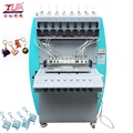 High quality full automatic dispensing machine for making pvc keychian