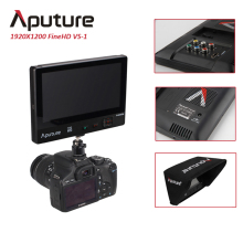 Aputure 7 inch 1920*1200 High Resolution 1080p 7 inch lcd monitor with hdmi