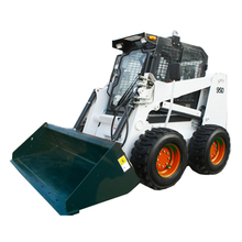 mini skid loader WECAN GM950 mini skid steer loader with ce