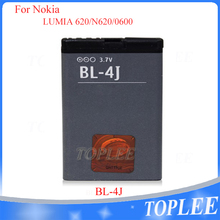 mobile phone battery bl-4j For NOKIA C6 Lumia 620