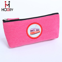 2016 New Design school pencil bag demin student case pencil