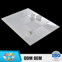 Hot Product Manufacturer Heavy Duty White Floor Tiles With Glitter