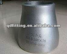 SS A403WP304 8inch SCHXXS ECC schedule 40 steel concentric pipe fittings reducer