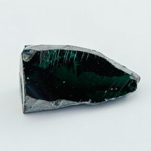 #A60 Tourmaline Green Nanosital Raw Synthetic Jewel