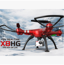 2.4G 4channel 6-Axis RC Camera Drone UAV 3D Roll FPV Real-time Transmission Quadcopter with HD Professional Camera